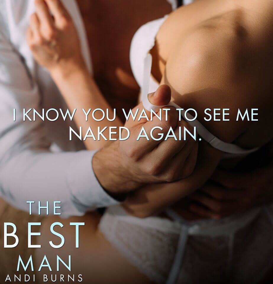 ExcerptReveal The Best Man (Chesapeake Shores #2) by Andi Burns ...
