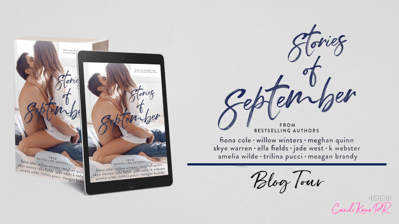 Blog Tour: Stories of September Anthology